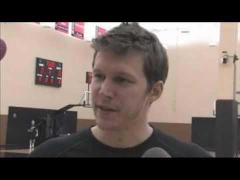 Travis Diener Interview 03-03-2010