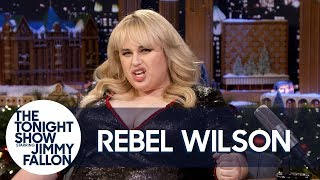 Video Rebel Wilson Shares the Secret to Her American Accent MP3, 3GP, MP4, WEBM, AVI, FLV April 2018