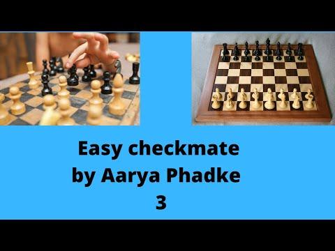 Checkmate by Aarya Phadke 3