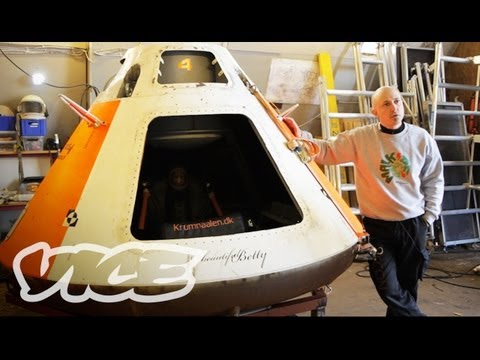 These Awesome Dudes In Denmark Are Building Their Own Spaceship