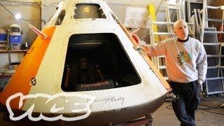 Building a Homemade Spacecraft