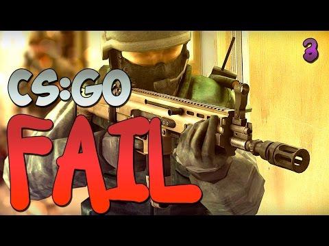 CS:GO FAIL #3 - Мастер плента!