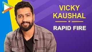 """Video Vicky Kaushal: """"Ranbir Kapoor as Sanju is MAGIC""""   RAPID FIRE   Sanju MP3, 3GP, MP4, WEBM, AVI, FLV Juli 2018"""