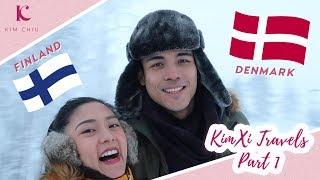 Video KIMXI Travels: Finland Northern Lights and Husky Sledding + Copenhagen | Kim Chiu PH MP3, 3GP, MP4, WEBM, AVI, FLV Desember 2018