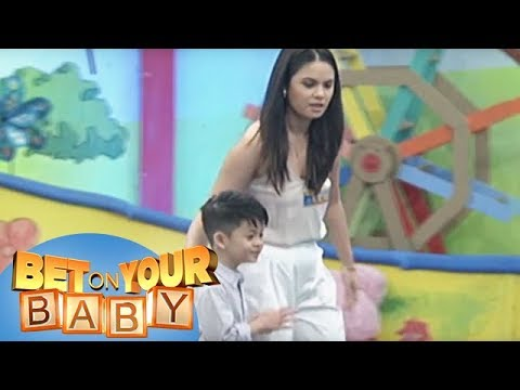 Bet On Your Baby: Baby Dome Challenge With Ate Leila And Baby Nate
