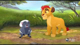 Nonton The Lion Guard Return of the Roar Trailer 2 Film Subtitle Indonesia Streaming Movie Download