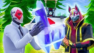 WILDCARD AND DRIFT TEAM UP TO GET THE DIAMOND LLAMA - Fortnite Short Film