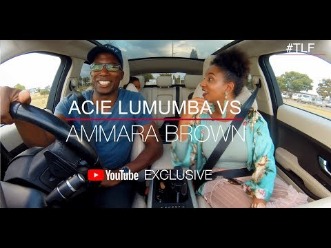 TLFDrive Ep 11 |Ammara Brown meets Acie Lumumba (support
