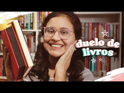 DESAFIO DO DUELO DE LIVROS | Abdução Literária