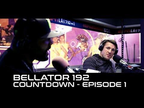 Bellator 192 Countdown, Ep 1: Rampage Bets Chael Sonnen $10,000... Per Takedown!