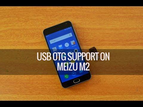USB OTG Support on Meizu M2