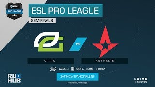 OpTic vs Astralis - ESL Pro League S7 Finals - de_nuke [SleepSomeWhile, Anishared]