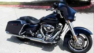 1. 2009 Harley-Davidson FLHX Street Glide For Sale
