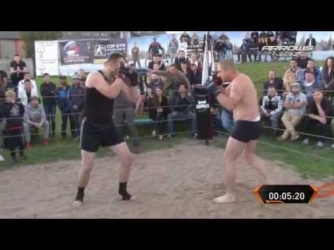 Crazy Street Fight . Super Heavyweight
