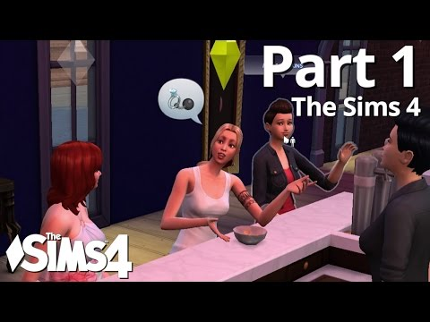 Let's Play - The Sims 4 - Part 1