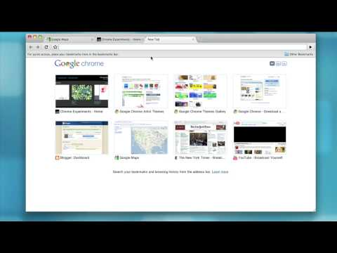 Google Chrome beta for Mac and Linux