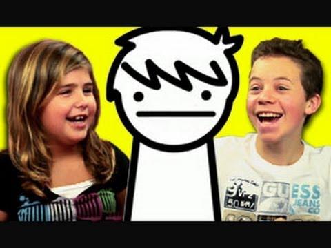 Děti reagují na asdf movie