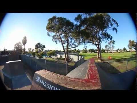 California BMX Trip Day 6 | S&M Warehouse and Claremont Skatepark