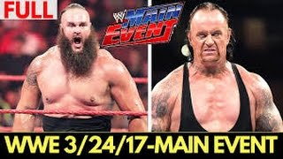 Nonton Wwe Main Event 24 March 2017 Full Show Main Event 3 24 17 Full Show This Week Roman Reign Undertaker Film Subtitle Indonesia Streaming Movie Download