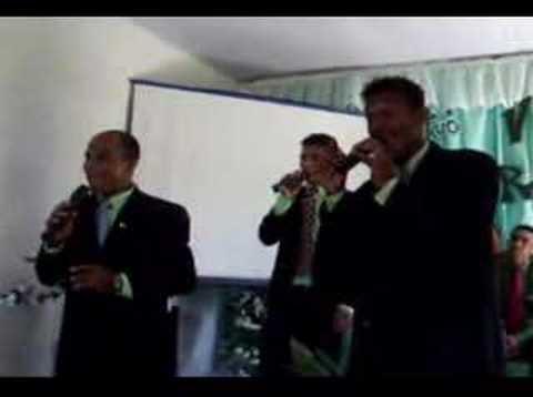 Trio Vox Harmony no Bairro das Palmeiras - Caravelas