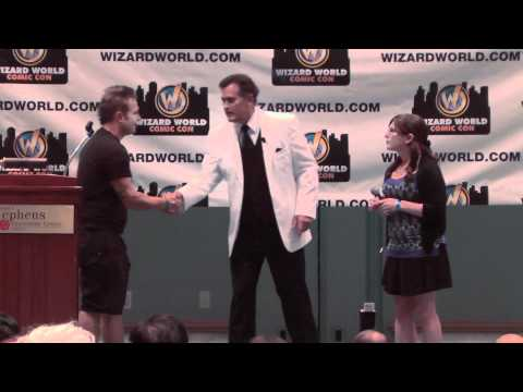 Chicago Comic Con 2011 - Bruce Campbell Panel