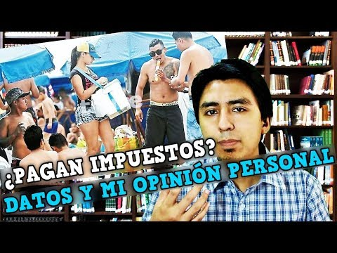 ¿Qué pasa con LOS VENEZOLANOS EN PERÚ? ¿Cómo beneficia la migración extranjera a Latinoamérica?