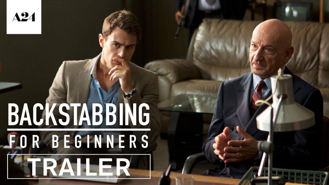 Corruption Knows No Borders in Political Thriller 'Backstabbing for Beginners' (Trailer) starring Theo James, Ben Kingsley & Jacqueline Bisset