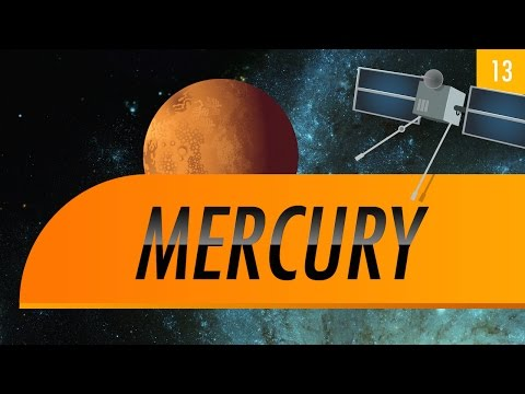 Mercury: Crash Course Astronomy #13