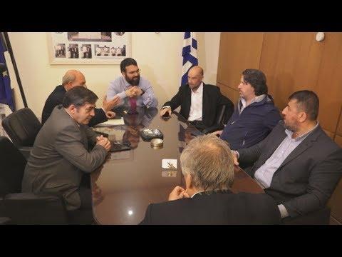 Γιώργος Βασιλειάδης: «Προχωράμε στην αναδιάρθρωση»