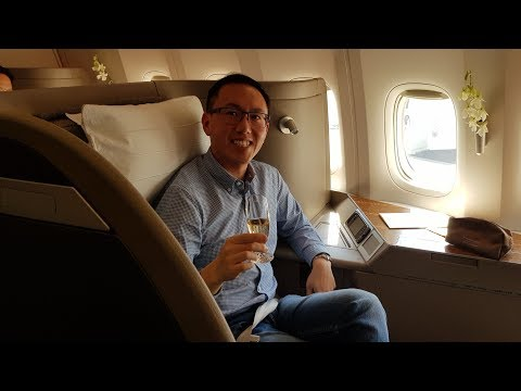 "Cathay Pacific First Class ""Lite"" – Sydney To Hong Kong (CX 100) – Boeing 777-300ER"