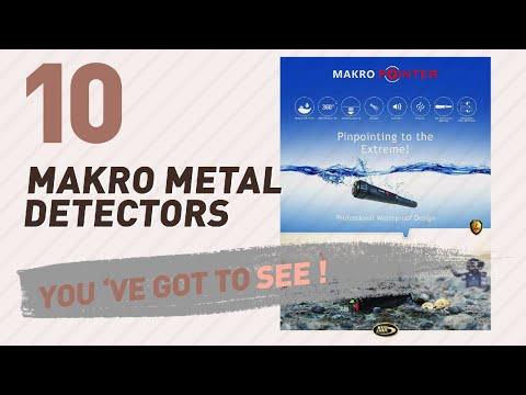 Makro Metal Detectors // New & Popular 2017