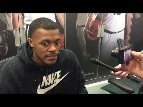Reactions after No. 4 MSU's loss to the University of Michigan