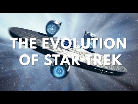 The Evolution of Star Trek
