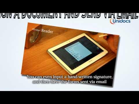 Video of ezPDF Reader - Multimedia PDF