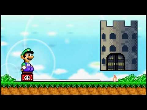 Luigi's Castle Calamity