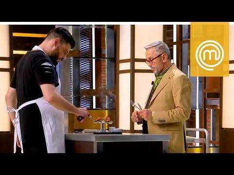 Il piatto di Danny è perfetto | MasterChef All Stars Italia