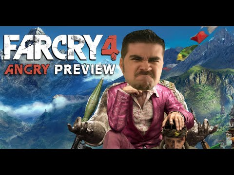 plays - At a recent Ubisoft Farcry 4 Preview Event I got hands on time with the game for a few hours! Here are my First Impressions and some funny gameplay moments! Twitch ▻ http://twitch.tv/angryjoesho...