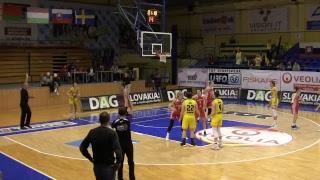 Young Angels Košice – Olimpia Grodno – EWBL 2018/19