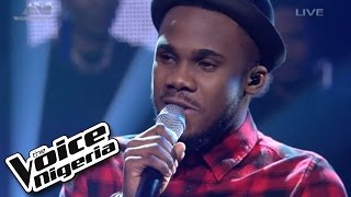 "Dewe' sings ""7 Years"" /  The Voice Nigeria 2016"