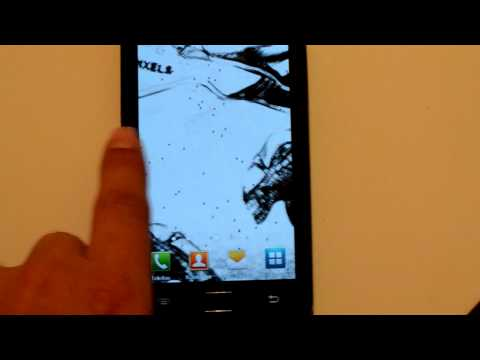Video of Dead pixels live wallpaper