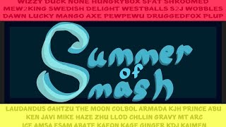 Summer of Smash 2016 – A ComboHighlight Video