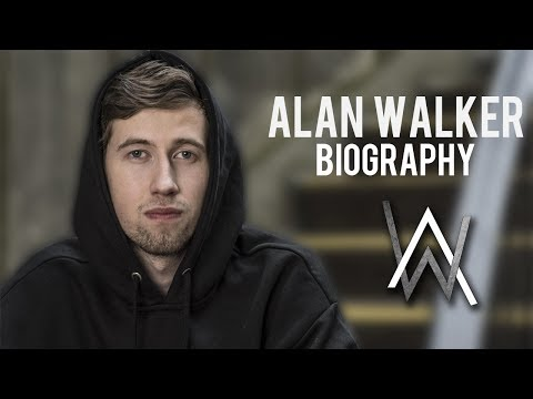 Alan Walker Biography