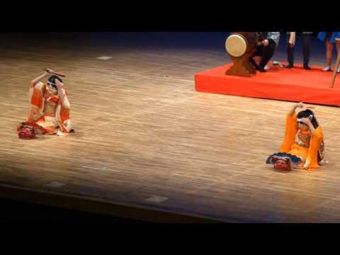 第11回所沢市伝統芸能発表会 所沢小学校お囃子クラブ 2014.2.23