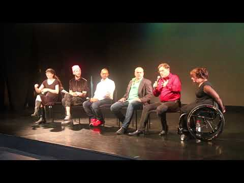 Disability. Dance. Artistry. Conversation Series: Conversation with Full Radius Dance