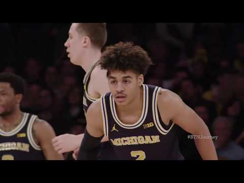 2018 Big Ten Tournament Championship: Michigan vs. Purdue | Big Ten Basketball | The Journey
