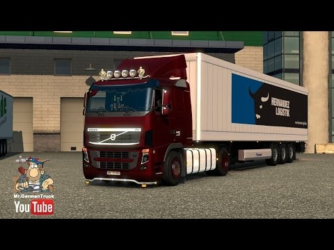 Volvo FH reworked