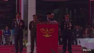 Video Upacara Peringatan ke 73 Hari TNI, Jakarta Timur, 5 Oktober 2018 MP3, 3GP, MP4, WEBM, AVI, FLV Oktober 2018