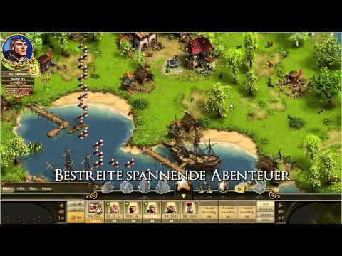 Die Siedler Online Gameplay Trailer