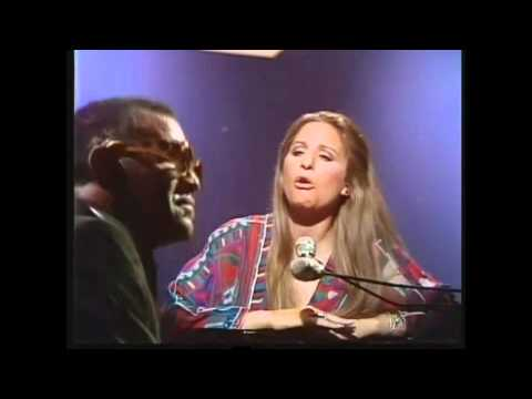 Barbra Streisand y Ray Charles - Crying Time