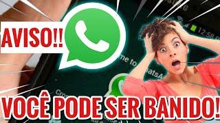 Baixar whatsapp - AVISO IMPORTANTE DO WHATSAPP! WhatsApp irá banir quem usa mods ou apps falsos do WhatsApp!